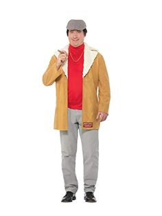 Transform yourself into a happy, cheeky and funny character of Del boy of BBC comedy series 'Only Fools and Horses' in our amazing Men's adult Del Boy Costume.