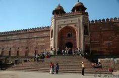fatehpur sikri historical place of india