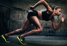 Allyson Felix US sprinting Workout routine