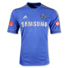 Chelsea 2012 Community Shield Soccer Jersey  Chelsea  England Classic  Football Shirts 6b265d28d