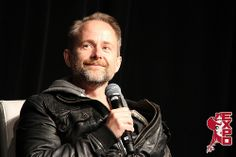 Pippen! Billy Boyd on stage.