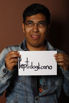 Peptidoglycan, AbrahamGonzález, Estudiante, UANL, Escobedo, México