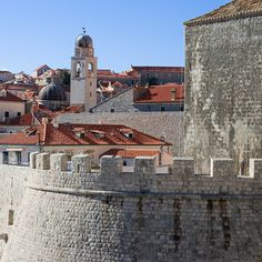 Dubrovnik, Croatia--step back in time to this medieval walled city