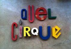 Quel cirque