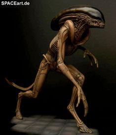 Alien 3: Running Warrior, Model kit ... https://spaceart.de/produkte/al038.php
