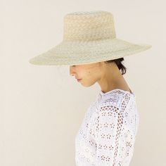 The Wide Brim Hat at General Store.