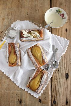 Pears on Pinterest | Pears, Pear Tart and Pear Cake