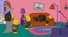 The Simpsons · Couch Gags