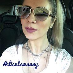 Nane Schmith #clientewanny #oticaswanny