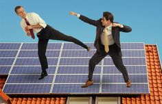 Theres A Fight Brewing Over Who Profits From Solar Power