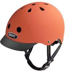 Nutcase Dutch Orange Matte Street Helmet