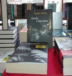 """Presso la libreria """"Millenium"""", corso Dante, 45, Torino, troverete il mio romanzo """"Guido, il tranviere"""". Prima delle vacanze, correte in libreria, il vostro Guido vi aspetta. Buona lettura!"""