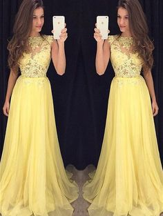 New Arrival Chiffon Beading Prom Dress,Lace Appliques Evening Dress,Sleeveless Party Dress,,Sexy long prom dress
