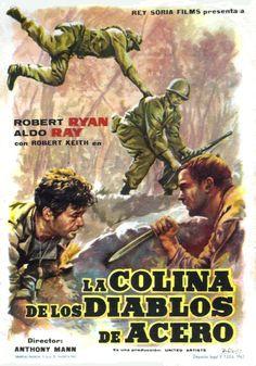 La colina de los diablos de acero (1957) tt0050699