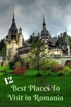 If you are looking for the best places to visit in Romania, here is the ultimate list of must-sees! The most beautiful Romania attractions!