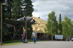 Pioneer Park... I remember it as Alaskaland in Fairbanks Alaska