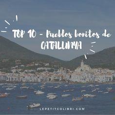 Guia practica para descubrir y disfrutar de los mejores pueblos de Catalunya Beach, Water, Movie Posters, Movies, Travel, Outdoor, Vacations, Adventure, Get Well Soon