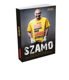 SZAMO. #ksiazka #ksiazki #sport #futbol