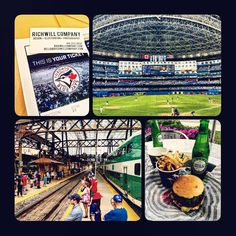 What a GREAT @bluejays game and #downtown #toronto outing this weekend! Gf burgers from south st to finish the day off.. let the pictures tell the rest of the story. #art #illustration #drawing...