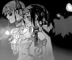 Tokyo ghoul:re ch 132 Kaneki and Touka's wedding Tokyo Ghoul Tumblr, Ken Tokyo Ghoul, Manga Tokio Ghoul, Tokyo Ghoul Manga, Manga Art, Manga Anime, Anime Art, Dark Fantasy, Kaneki Y Touka