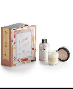 Illume Holiday Lather in Love Gift Set