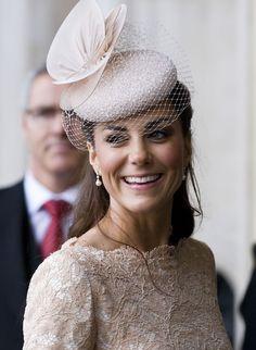 Misa de acción de gracias por el Jubileo de Isabel II // Kate Middleton
