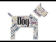András bá segít - 2. RÉSZ - Szövegből kép, képből szöveg (WORDART) - YouTube Dog Breed Test, Dog Dna Test, Creative Words, Creative Art, Dna Kit, Ignorant, Education Canine, Word Art, Alphabet