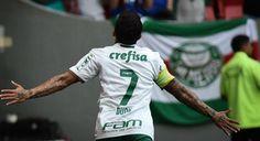 Fluminense 0 x 2 Palmeiras