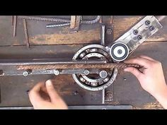 How To Do Wood Carving. What are Wood Carving Tools. It s the main ultra exact wood cutting machine that can release extraordinary, customized bits of woodwork Metal Bending Tools, Metal Working Tools, Metal Tools, Welding Shop, Welding Tools, Garage Tools, Garage Workshop, Metal Projects, Welding Projects