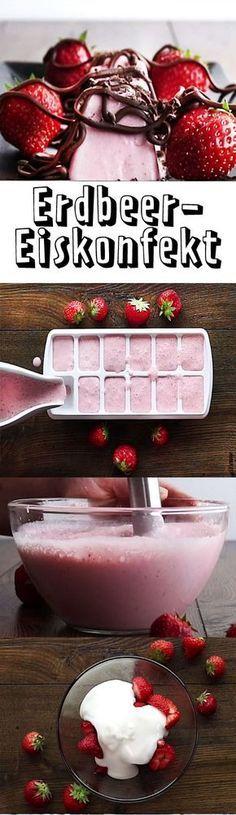 Mit diesem kühlen leichten Dessert zauberst du dir den Sommer vor die Tür!