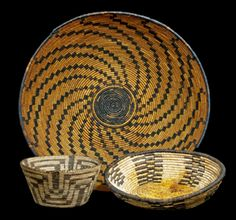 Pima Baskets