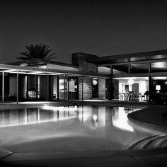 e stewart williams - (frank) sinatra house, palm springs, california, 1946