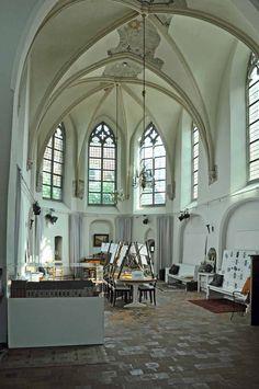 Amersfoort (Utrecht) - Kapel van de Mannenzaal van het Sint-Pieters en Bloklands Gasthuis
