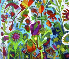 summer_fun fabric by este_macleod on Spoonflower - custom fabric
