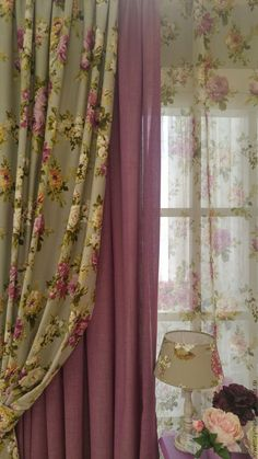 46 Curtains Decor That Will Inspire You This Winter - Home Decoration - Interior Design Ideas Easy Home Decor, Home Decor Trends, Cheap Home Decor, Diy Curtains, Curtains With Blinds, Winter Curtains, Interior Design Boards, Decor Interior Design, Curtain Designs For Bedroom