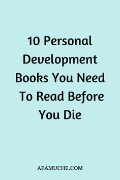 Personal Development Books, Self Development, Inspirational Books To Read, Seven Habits, Highly Effective People, Books For Self Improvement, Life Coaching Tools, Life Changing Books, How To Influence People