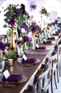 39 Lavender Wedding Decor Ideas You'll Totally Love ❤ lavender wedding decor ideas table decor blfStudios #weddingforward #wedding #bride