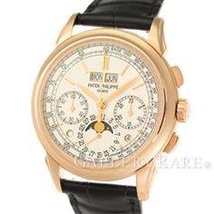 パテックフィリップ グランドコンプリケーション クロノグラフ 永久カレンダー 5270R-001 PATEK PHILIPPE 腕時計