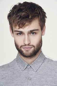 Douglas Booth models menswear for spring 2015 – in pictures   Guardian Weekend magazine's exclusive shoot. Photographs: Jon Gorrigan. Styling by Helen Seamons.