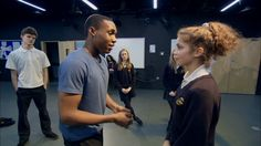 <p>Use these videos to show how modern teenagers can practice and connect with the language of<em> Romeo and Juliet</em> in this lesson from Folger Shakespeare Library and<em> Shakespeare Uncovered</em>. This lesson is best used before a reading of <em>Romeo and Juliet</em>. Using video, text, graphic organizers and text-dependent discussion questions, use these teaching tips from the Folger Shakespeare Library to get teens acting out Shakespeare.</p>