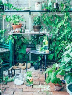 Utemöbler från Ikea sommar 2016 - Roomly.se inredning online