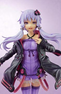 Vocaloid 3   Yuzuki Yukari 1/8 PVC figure by Pulchra