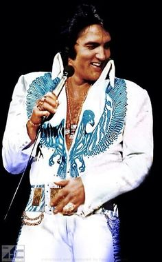 Elvis - Love his smile!