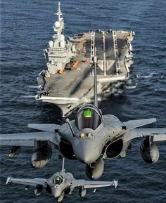 Military Jets, Military Aircraft, Fighter Aircraft, Fighter Jets, Admiral Of The Fleet, Dassault Aviation, Flying Vehicles, Shock And Awe, Boat Projects