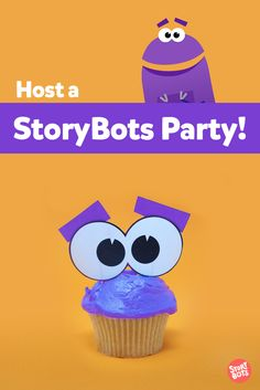 Birthday coming up? Let's throw a StoryBots Party!