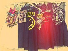 Band Dresses!!! Can I have one of OM&M SWS BVB BMTH ATL & PTV please??;)