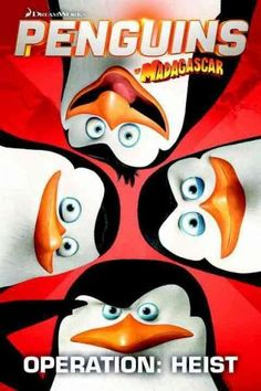 Second volume of the all-new comic strip adventures starring the Penguins of Madagascar - Skipper (the clueless leader), Kowalski (the under-rated brains of the team), Private (the youngster) and Rico