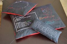 FreeBSD pillow: What a gift!!!