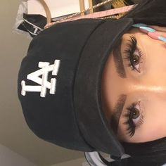 Eyelashes Strip Eyelashes Long Dramatic Full Lashes Handmade Makeup False Eyelashes Makeup tips long lashes LASHES! Makeup 101, Cute Makeup, Makeup Goals, Glam Makeup, Skin Makeup, Eyeshadow Makeup, Makeup Inspo, Makeup Inspiration, Beauty Makeup