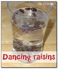 The dancing raisins